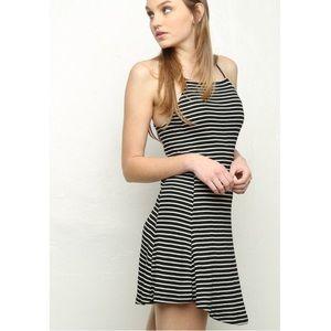 Brandy Melville Striped Abigail Dress